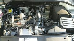 1.2TSIエンジンです。