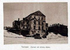 Замок післі Першої світової війни.
