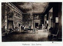 Зелений зал палацу. 20 роки XX ст.
