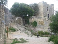 kasteelruine van Gicon