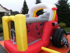 rasanter Spaß in der Formel 1