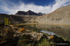 Borith Lake, Passu