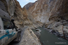 Shimshal Road, crazy road