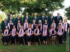 Der Gemischte Chor im Jahr 2013