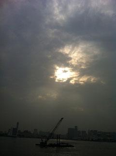 東京湾―安宅丸から― 2012.7.24