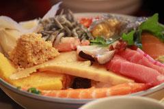 美川県一丼(海鮮丼)