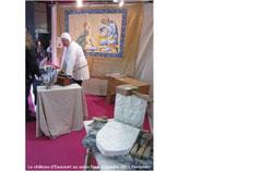 Le chateau d'Eaucourt sur Somme, Picardie au salon Fous d'histoire de 2011, primé coup de choeur des sites historiques animés