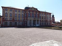 Barockschloss in Bruchsal