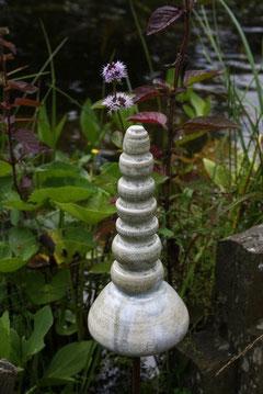 Keramikspitze opulent gestaltet
