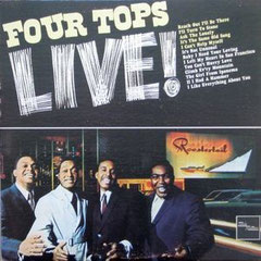 The Four Tops - 1966 / Four Tops Live!