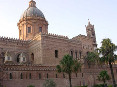 The stunning Palermo's Cathedral