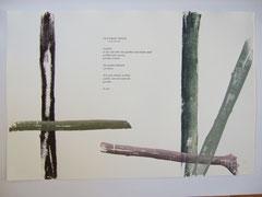 sensible Wege, Holzruck und Handsatz, 2008