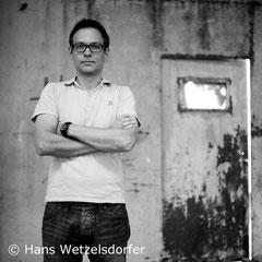 Michael Hess fotografiert von Hans Wetzelsdorfer.