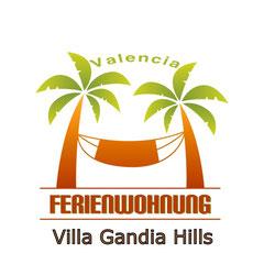 Logo: Ferienwohnung Valencia in der Villa Gandia Hills