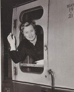 Irene in 1950