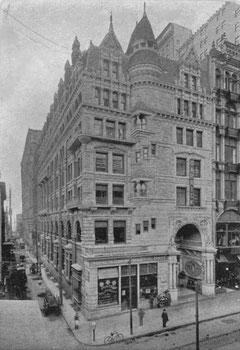 The Garrick Theatre, Philadelphia
