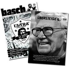 Fanzines: Basch und Übersteiger