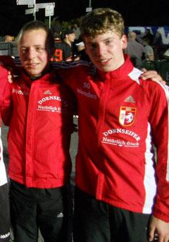 Sebastian Wurm und Tim Chr. Thiesbrummel