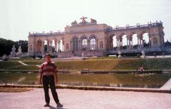Palacio de Schönbrunn -Viena