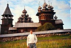 Kizhi -Rusia