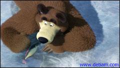 Медведь проснулся и...