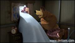 Миша, а чего ты не спишь?