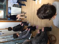 高砂湯「歌とリズム体操」教室