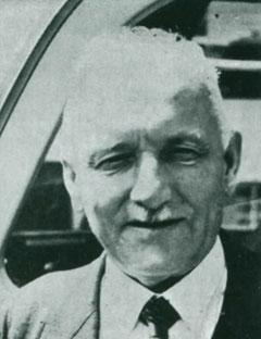 Wilhelm Maucher - Vorstand von 1926 bis 1947
