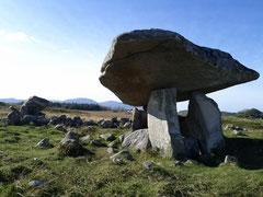 Kilclooney Dolmen, Irland