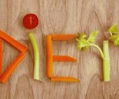 Dieta ipocalorica menù di 1200 calorie