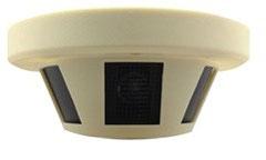 煙感知器型カメラ, HSG-Q200 (HD-SDI)