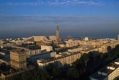 Le Havre, la ville reconstruite par Auguste Perret