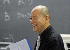伝わる文章の書き方・講師/赤羽博之