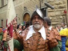 中世の兵士さん