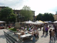 フィエーゾレの本市場