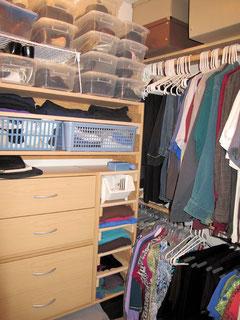 Organize My Closet Tacoma, Wa