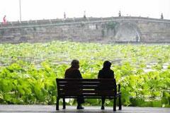 杭州・世界遺産西湖