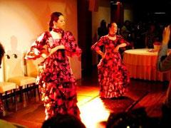 フラメンコダンスショー