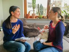 Stillberatung - vorbereitender Still- und Trageworkshop für werdende Eltern