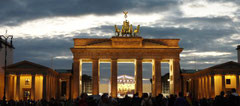 ベルリンのシンボル、ブランデンブルク門