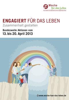 Grafik: Woche für das Leben (gemeindebrief.evangelisch.de)