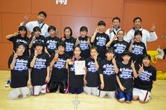小樽選抜女子チーム ☝画像クリックで拡大