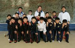 小樽選抜男子チーム ☝画像クリックで拡大