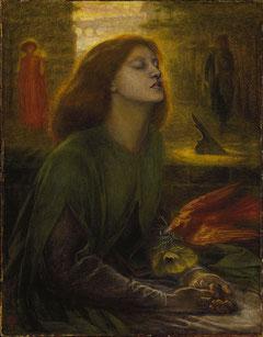 Beata Beatrix - Rossetti