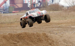 Offroadmodell in Action