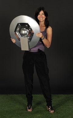 Le trophée des champions pour une championne ?