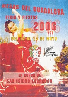 Cartel Feria 2006