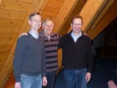 aktueller Vorstand der NABU Ortsgruppe Leimen-Nußloch