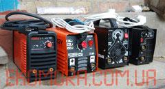 Инверторы Jasic,  ВДС-160, ВДИ-160 и Элсва ВД-160И