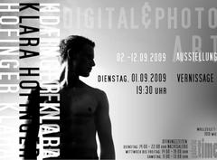 galerie time Digital & Photo Art - Klara Hofinger Vernissage und Ausstellung